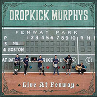 Dropkick Murphys- Live At Fenway 2xLP (180 gram gatefold)