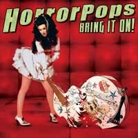 Horrorpops- Bring It On! LP