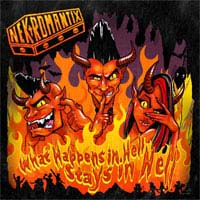 Nekromantix- What Happens In Hell Stays In Hell LP