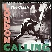 Clash- London Calling 2xLP (Remastered 180gram Vinyl)