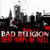 Bad Religion- New Maps Of Hell LP