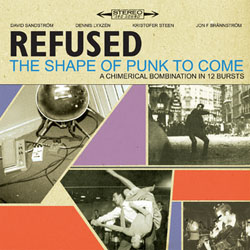 Refused- The Shape Of Punk To Come 2xLP (Deluxe)