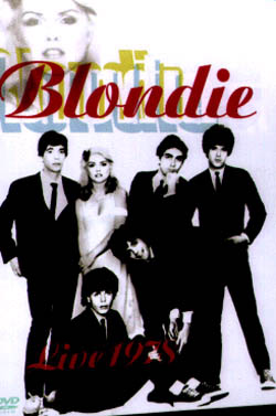 Blondie- Live 1978 DVD (Sale price!)