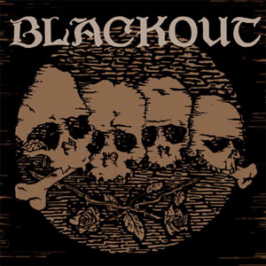 Blackout- S/T CD (Sale price!)