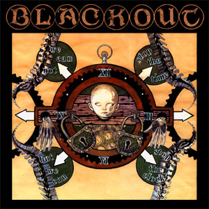 Blackout- Stop The Clock CD (Sale price!)