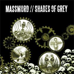 Massmord / Shades Of Grey- Split CD (Sale price!)