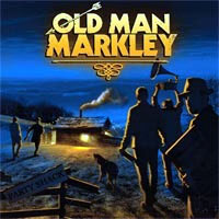 "Old Man Markley- Party Shack 7"" (Sale price!)"