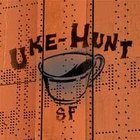 """Uke Hunt- The Prettiest Star 7"""" (Sale price!)"""