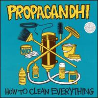 Propagandhi- How To Clean Everything LP (20th Anniversary Edition)