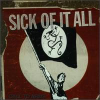 Sick Of It All- Call To Arms LP
