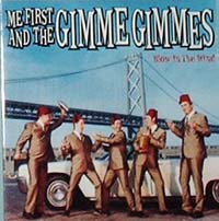 Me First & The Gimme Gimmes- Blow In The Wind LP