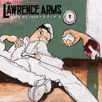Lawrence Arms- Apathy And Exhaustion LP
