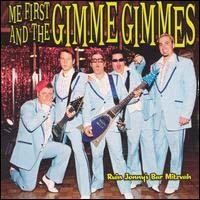 Me First & The Gimme Gimmes- Ruin Jonny's Bar Mitzvah LP