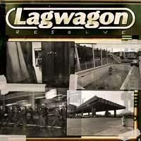 Lagwagon- Resolve LP