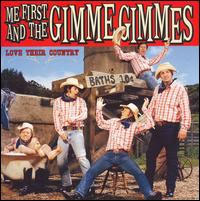 Me First & The Gimme Gimmes- Love Their Country LP