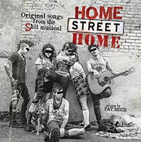 Home Street Home- Original Songs From The Shit Musical LP (NOFX)