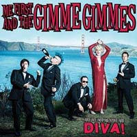 Me First & The Gimme Gimmes- Are We Not Men? We Are Diva! LP
