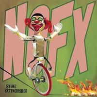 "NOFX- Stoke Extinguisher 7"" (Sale price!)"