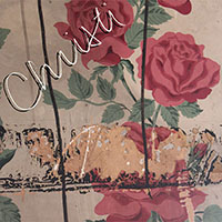 "Christi- Cry 7"" (Sale price!)"