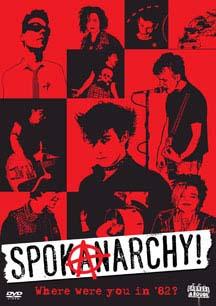 Spokanarchy DVD (Sale price!)