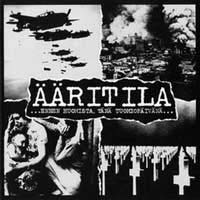 Aaritila- Ennen Huomista LP (Members of Totalitar & Riistetyt!)