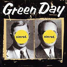 Green Day- Nimrod LP