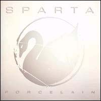 Sparta- Porcelain CD (Sale price!)