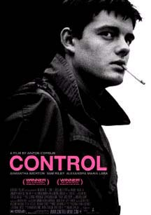 Control DVD (Joy Division movie) (Sale price!)