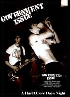 Government Issue- A HarDCore Day's Night DVD (Sale price!)