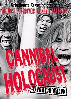 Cannibal Holocaust 2xDVD (Sale price!)