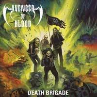 Avenger Of Blood- Death Brigade CD (Sale price!)