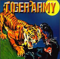 Tiger Army- S/T LP