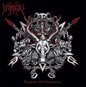 Impiety- Vengeance Hell Immemorial LP (Sale price!)