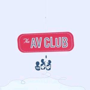 AV Club- S/T CD (Sale price!)