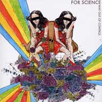 For Science- Way Out Of Control CD (Sale price!)