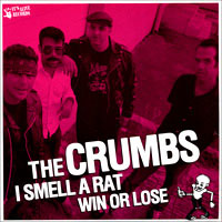"Crumbs/Ridicules- Split 7"" (Sale price!)"