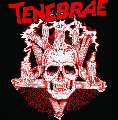 "Tenebrae- S/T 7"" (Comes with CD!) (Unseen, Blood For Blood) (Sale price!)"
