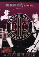 Dance Hall Crashers- Live At The House Of Blues LA DVD (Sale price!)