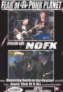 Fear Of A Punk Planet- The Television Series Vol 1 DVD (feat NOFX, Bouncing Souls, Good Riddance, Sick Of It All, Ataris, and NOFX) (Sale price!)