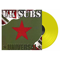 UK Subs- Universal 2xLP (UK Import!) (Record Store Day 2015 Release)