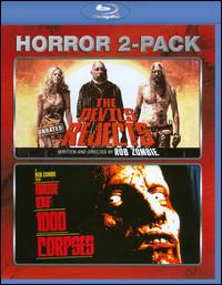 Devil's Rejects/House Of 1000 Corpses Horror 2xBlu-Ray (Sale price!)
