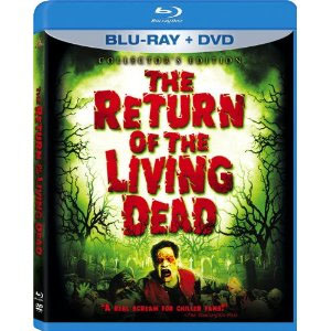 Return Of The Living Dead Blu-Ray (Sale price!)