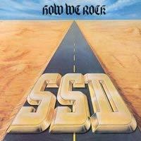 SSD- How We Rock LP (Original Pressing)