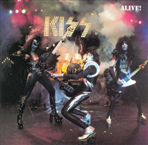 Kiss- Alive! 2xLP
