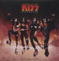 Kiss- Destroyer: Resurrected LP (180gram Vinyl)