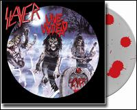 Slayer- Live Undead LP (Pic Disc)