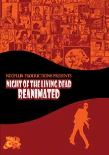 Night Of The Living Dead: ReAnimated DVD (Sale price!)