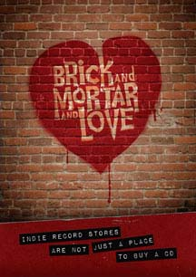 Brick And Mortar And Love DVD (Ear X-Tacy) (Sale price!)