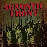 Agnostic Front- Another Voice LP (White Vinyl)