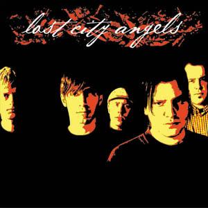 Lost City Angels- S/T CD (Sale price!)
